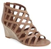 Donald J Pliner Women's Jordan Wedge Sandal