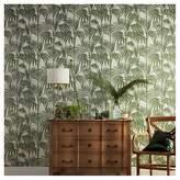 Graham & Brown Honolulu Palm Wallpaper - Green
