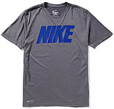 Nike Legend Dri-FIT Mesh Block Training T-Shirt