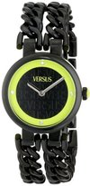 Versus By Versace Women's SGR070013 Berlin Analog Display Japanese Quartz Black Watch