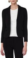 Akris Punto Women's Two-Button Jersey Blazer