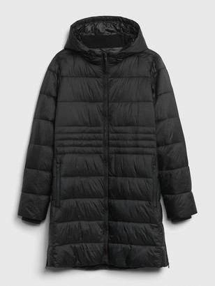 Gap Maternity Upcycled Puffer Jacket
