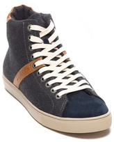 Tommy Hilfiger High Top Canvas Sneaker