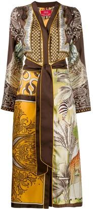 F.R.S For Restless Sleepers Dafne kimono dress