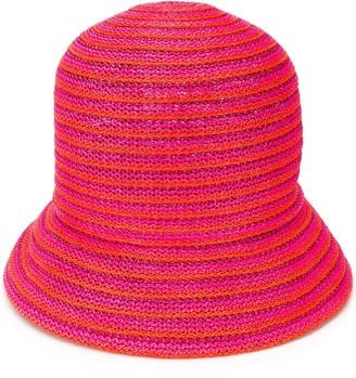 Nina Ricci Striped Hat