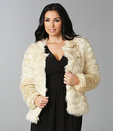 Willow & Clay Faux-Fur Jacket
