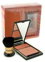 Sisley Les Phyto Touches de Sun Glow Pressed Powder with Brush - Duo Miel Cannelle 10g/0.34oz