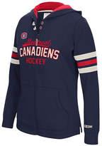 Reebok Montreal Canadiens Full Zip Hoodie