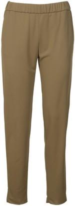 Fabiana Filippi Ribbed Waist Trousers