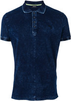 Diesel denim polo shirt - men - Cotton - M