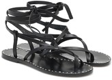 Isabel Marant Jesaro leather sandals