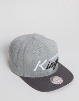 Mitchell & Ness Snapback Cap Tri Pop La Kings
