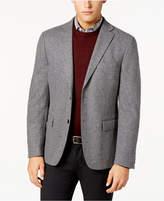 Ryan Seacrest Distinction Men's Slim-Fit Gray Knit Sport Coat, Created for Macy's