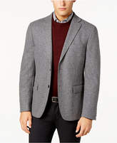Ryan Seacrest Distinction Ryan Seacrest DistinctionTM Men's Slim-Fit Gray Knit Sport Coat, Created for Macy's