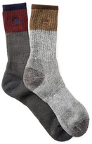 Timberland Wool Crew Socks - Pack of 2