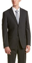 Ike Behar Wool Smart Suit.