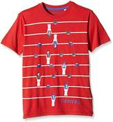 Firetrap Boy's Table Footy T-Shirt