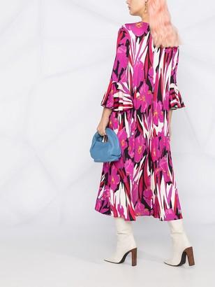 La DoubleJ 9 To 5 Printed Dress