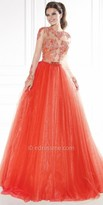Tarik Ediz Prianca Evening Dress