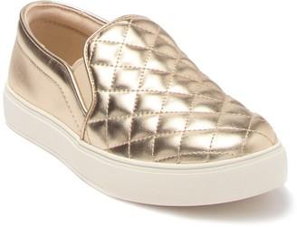 Aldo Madaffari Quilted Slip-On Sneaker