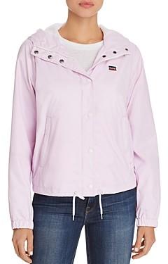 Levi's Nylon Zip-Front Jacket