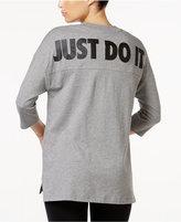 Nike Sportswear Three-Quarter-Sleeve Top