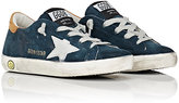 Golden Goose Deluxe Brand Superstar Distressed Suede Sneakers