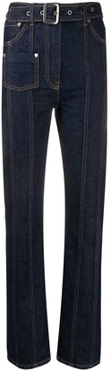 Saks Potts Denim High Waisted Jeans