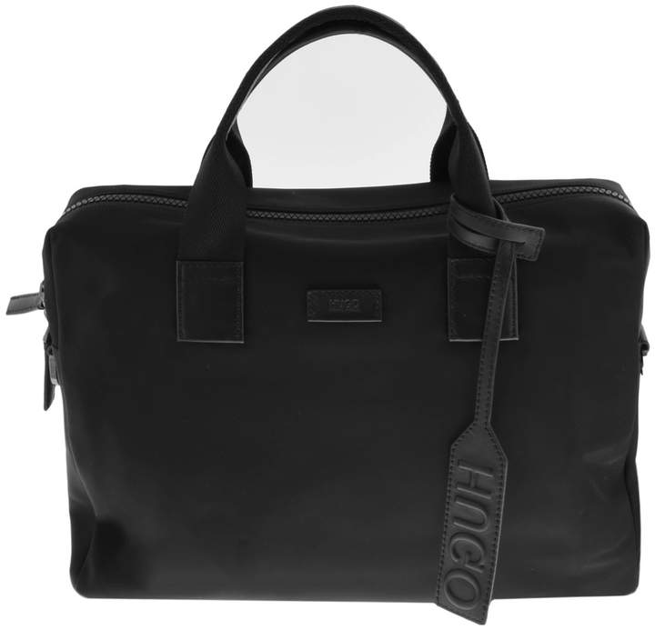 HUGO BOSS Hugo By Capital S Bag Black