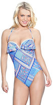 Betsey Johnson Belle Flower One Piece