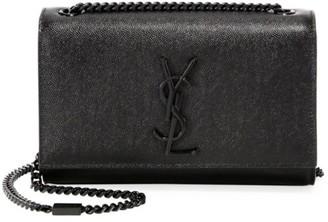 Saint Laurent Small Kate Leather Shoulder Bag