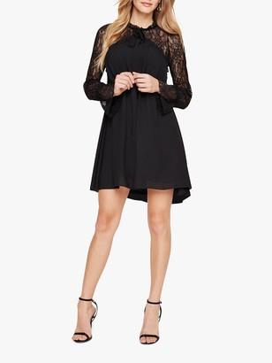 Damsel in a Dress Hilda Lace Dress, Black