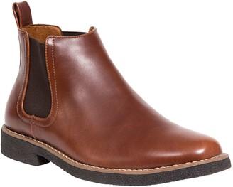 Deer Stags Men's Memory Foam Slip-On Chelsea Boots - Rockland