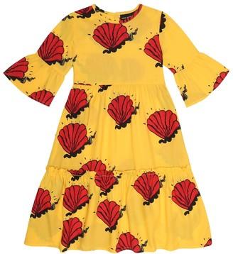Mini Rodini Shell printed dress