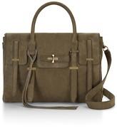 Rebecca Minkoff Top Zip Bag Jules Satchel Bag