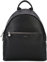Fendi zip-around backpack - men - Leather/Polyester - One Size