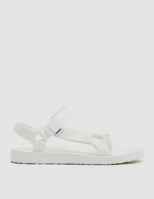 Teva Women's Original Universal Sandal In Bright White in Bright White, Size 6