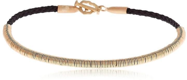 Luis Morais Uber Braided Bracelet
