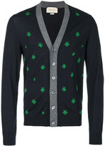 Gucci bee and star cardigan