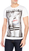Religion Made in England Tee
