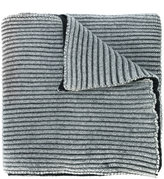 Stone Island ribbed scarf - men - Wool - One Size