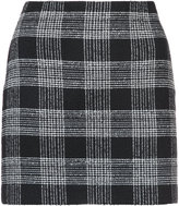Alice + Olivia Alice+Olivia checkered short skirt