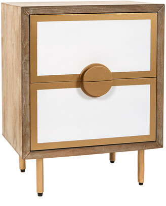 Statements By J Positano Nightstand