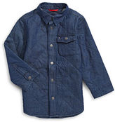 Tommy Hilfiger Rinse Jake Padded Shirt