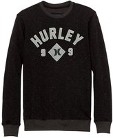 Hurley Men's Retreat All Stars Crew Fleece Sweater 8123162