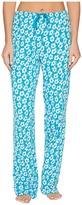 Life is Good Flowers Jersey Sleep Pant Women's Pajama