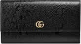 Thumbnail for your product : Gucci GG Marmont leather continental wallet