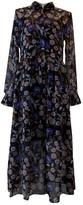 Ichi Black Dress for Women
