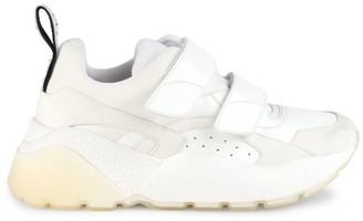 Stella McCartney Eclypse Chunky Grip-Tape Sneakers