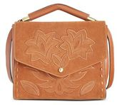 Sam Edelman Sophie Embroidered Shoulder Bag